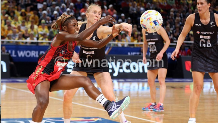 Disaster for Malawi Queens in Australia