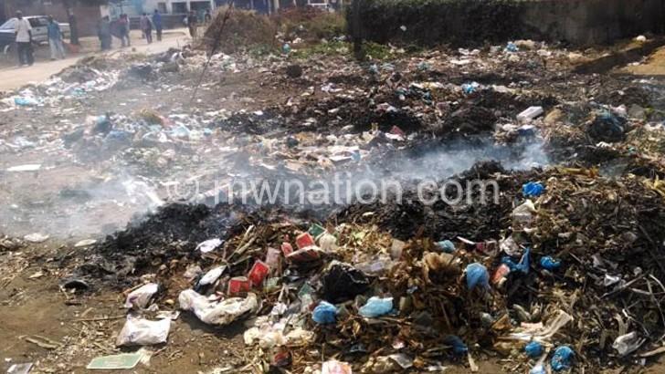 Kasungu waste reaches crisis point
