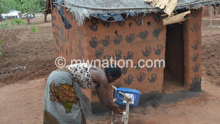 Malawian villages cope with an extended cholera season