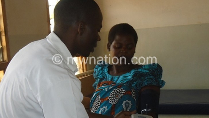 A NURSE AT NTHONDO HC | The Nation Online
