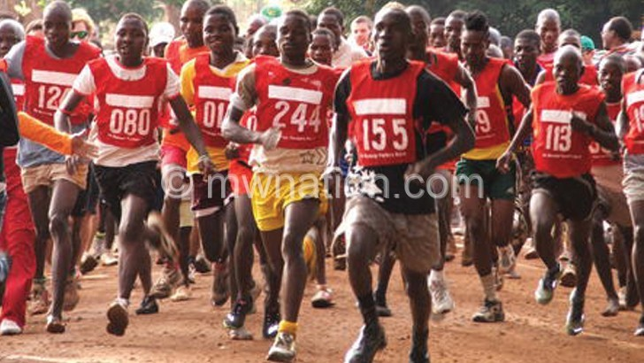 Athletes | The Nation Online