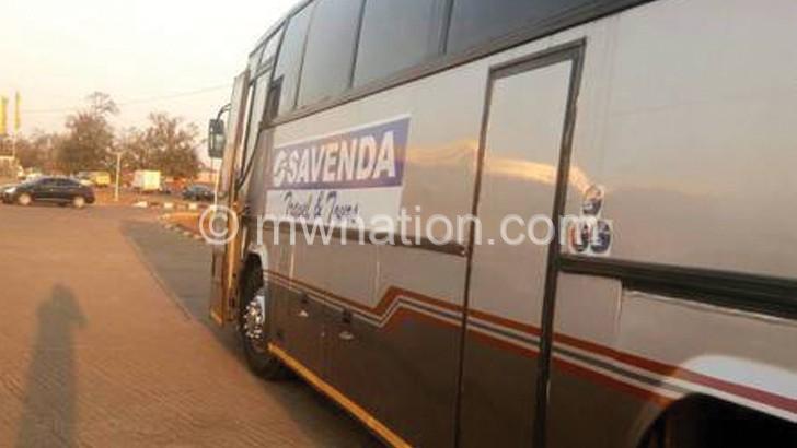 Zambian donates bus to Chitipa Utd