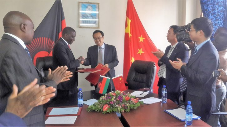 Minister commends China for support