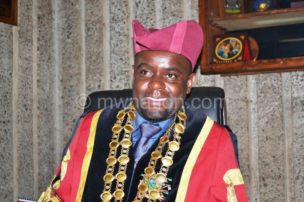 Desmond Bikoko   The Nation Online