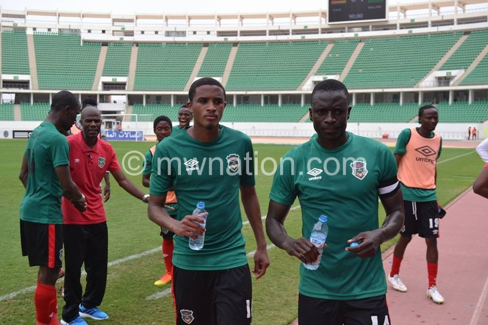 Flames togo1 | The Nation Online