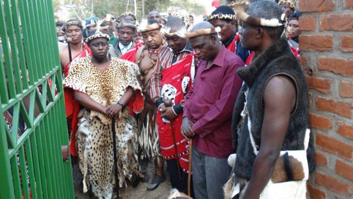 APM, Inkosi Gomani V preach love, peace at Umhlangano
