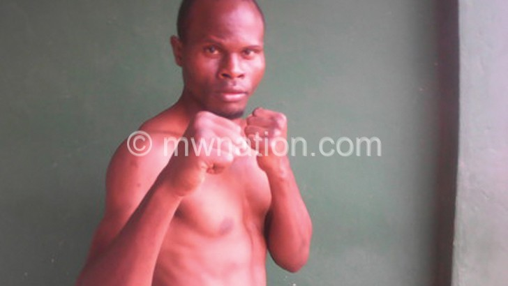Kayira faces Tanzanian boxer on Sunday