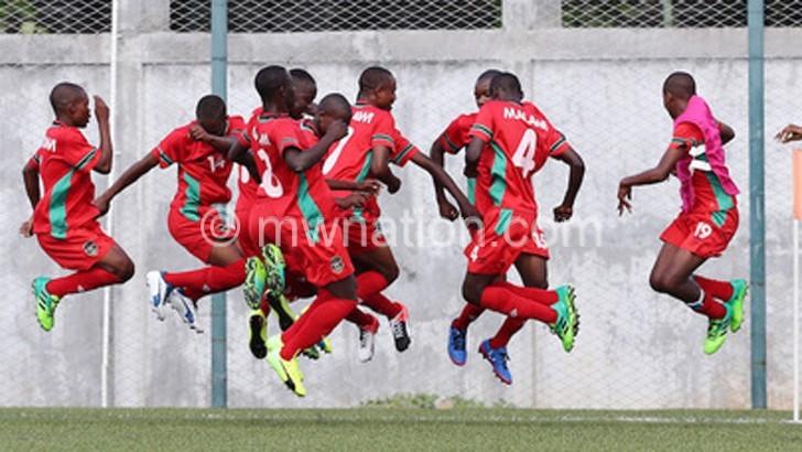 Malawi to face Angola again in U-17 Cosafa Cup