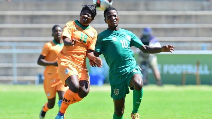 Malawi's fate not in their hands at Women's Cosafa