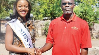 Miss Malawi engages  Ngabu on overpopulation