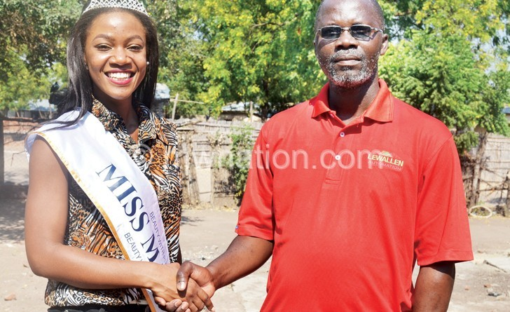 Miss Malawi population   The Nation Online