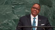 Mutharika woos US investors to Malawi