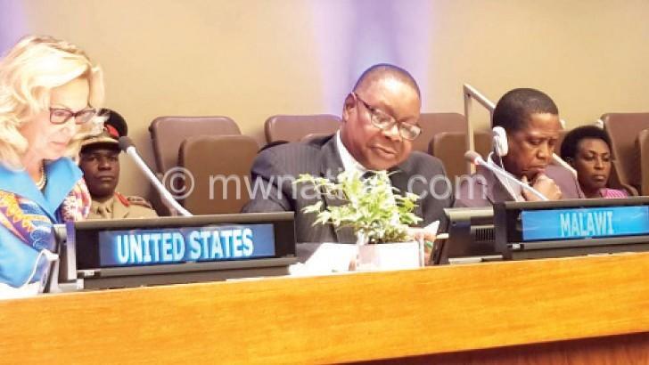 Mutharika un   The Nation Online