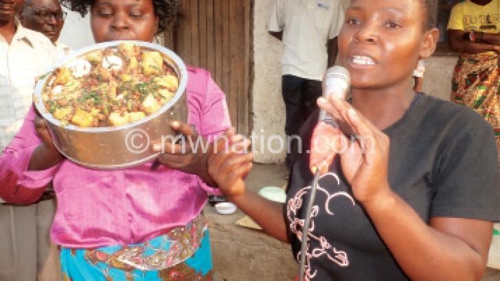 Nansanganya meal | The Nation Online