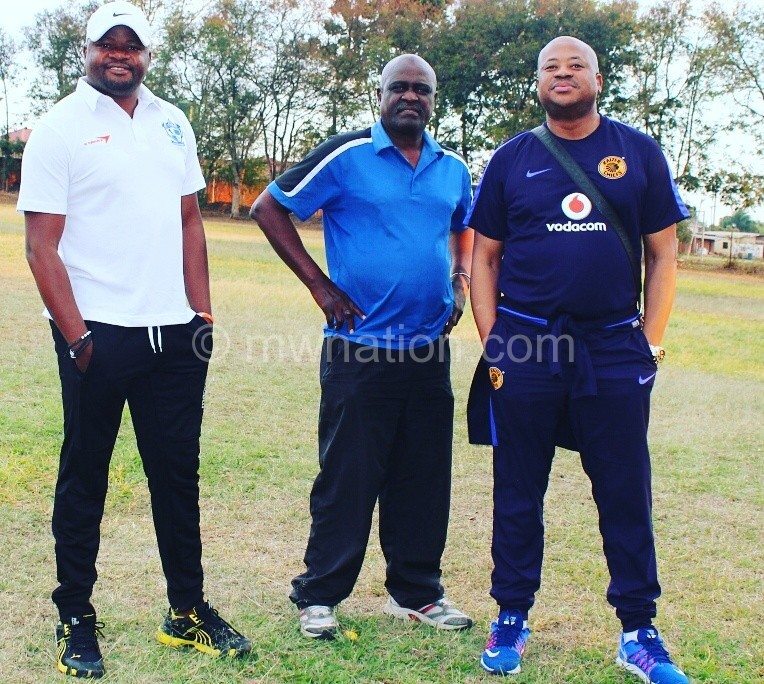 Nomads kaizer Chiefs 1 | The Nation Online
