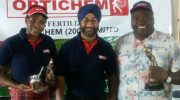 Hara, Karuku win Optichem Fertilisers Golf