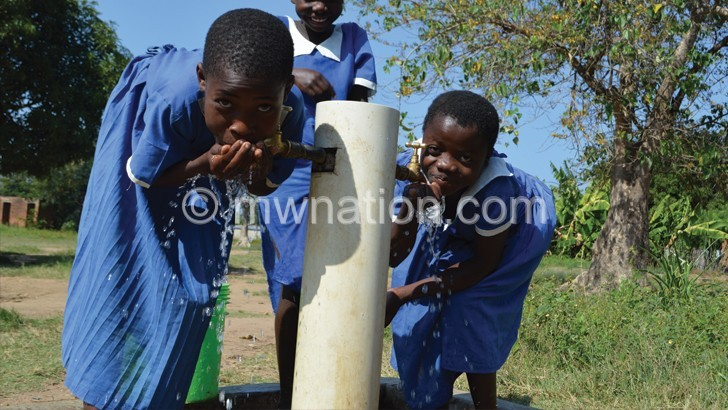 Students at Kiwe | The Nation Online