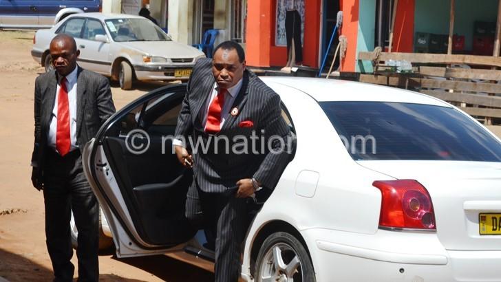 Uladi Mussa | The Nation Online