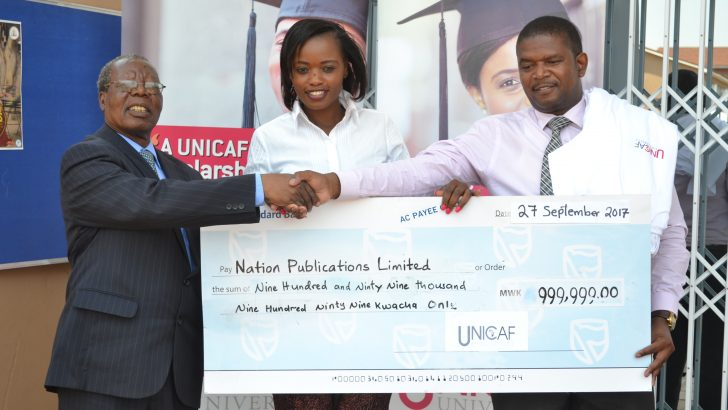 Unicaf supports NPL Mother's Fun Run