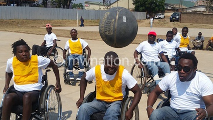 Wheelchair basketball | The Nation Online