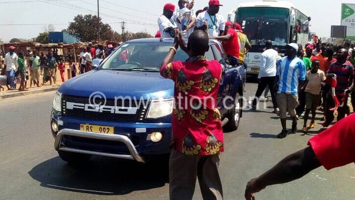bullets parade | The Nation Online