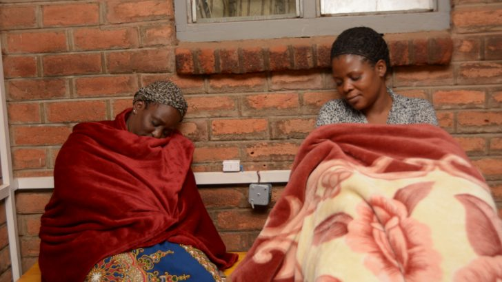 Three BT women take the challenge at QECH