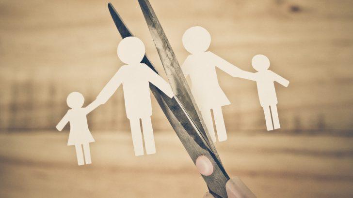 Divorce fuelling violence against children