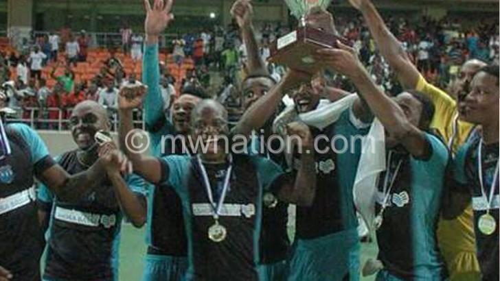Swini,Banda win Mozambican tittle
