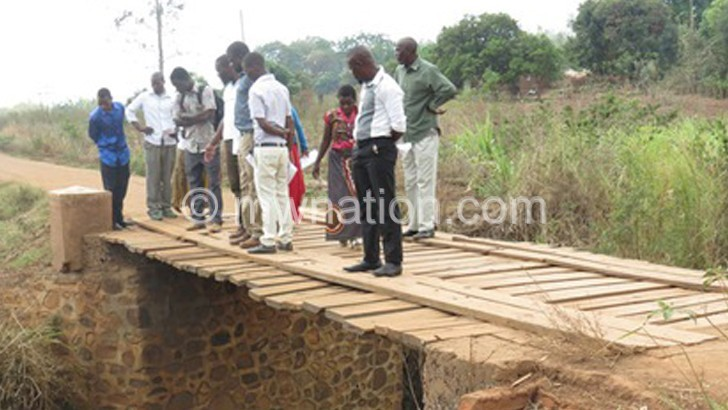 mulanje bridge | The Nation Online