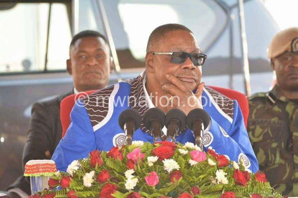 APM in Mulanje | The Nation Online