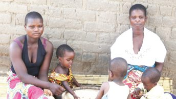 Pregnant at 14, rues polygamy