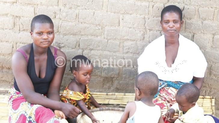 Pregnant at 14, rues polygamy