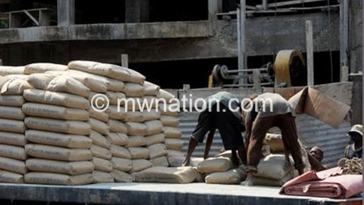 CEMENT | The Nation Online