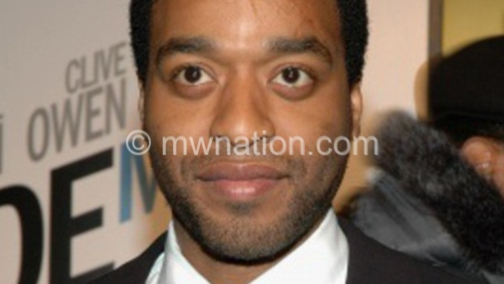 CHIWETEL | The Nation Online