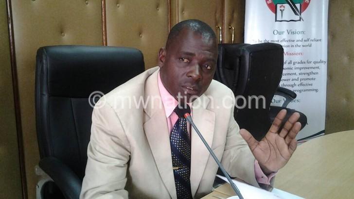 Charles Kumchenga   The Nation Online