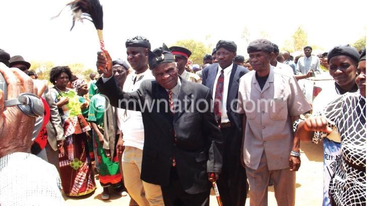 Chikulamayembe | The Nation Online