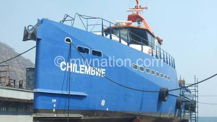 Ship cruise to Likoma postponed