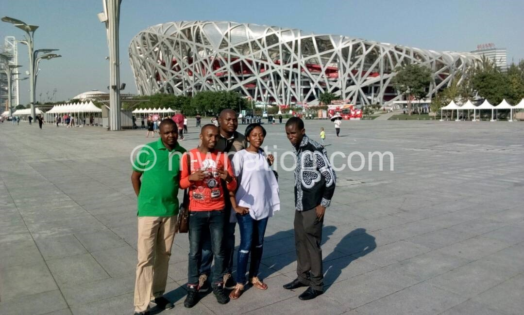 China trip edith | The Nation Online