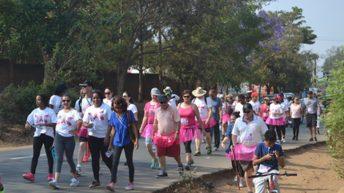 Breast Care Fun Run attracts hundreds