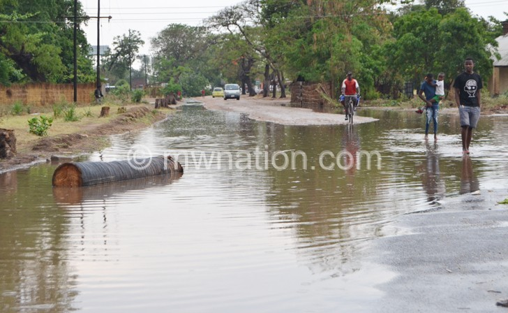 First rains | The Nation Online