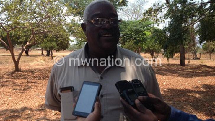 GRAIN MALUNGA | The Nation Online