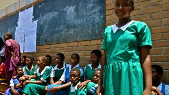 Girls to learn from 'big sisters'