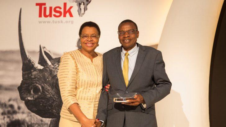 Kumchedwa wins Tusk Award