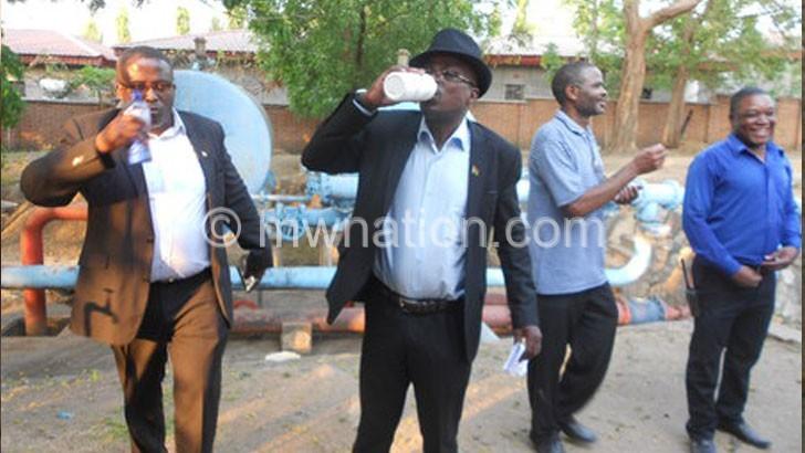 Liwonde water not contaminated—SRWB