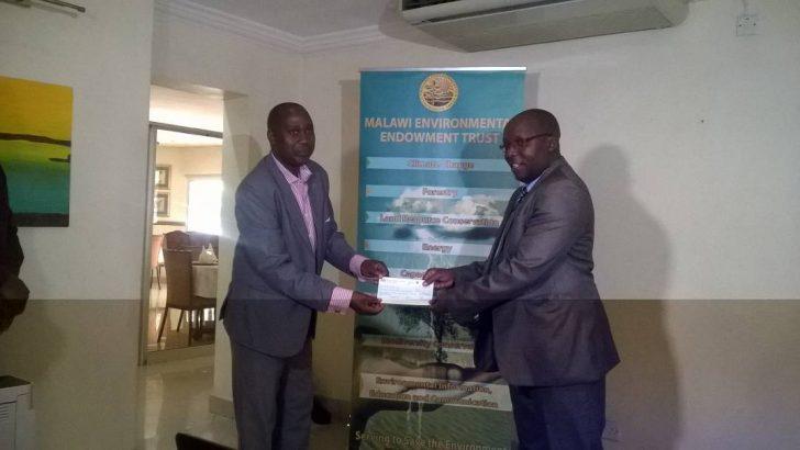 Meet disburses K39m for environmental projects
