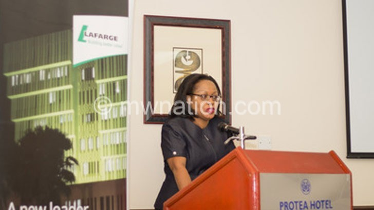 Poly students challenged on infrastructure development