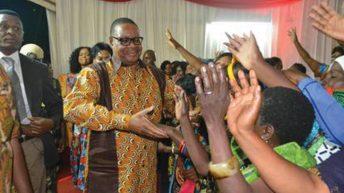 Dance, fashion and fun at Zokonda Amayi Macheza