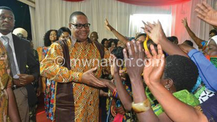 PROFESSOER MUTHARIKA | The Nation Online
