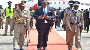 Mutharika Comesa trip postponed