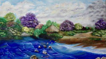 Season of jacarandas